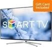 Samsung 55 LED Smart HDTV + $250 eGift Card