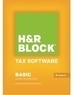 50% Off H&R Block Software: Basic for $9.97