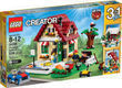 LEGO Creator Changing Seasons 3-in-1 Cottage