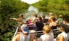Everglades Safari Park Coupons Miami, Florida Deals