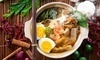 Take a Culinary Trip to Malaysia with a Native Chef Coupons New York, New York Deals
