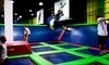 SkyTown Trampoline Park Coupons Redlands, California Deals