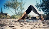 Hot Pepper Yoga Coupons Mesa, Arizona Deals