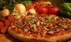 Lamppost Pizza and Backstreet Brewery Coupons Irvine, California Deals
