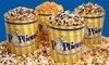 POPtions! Popcorn Coupons Saint Louis, Missouri Deals