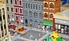 Brick Fest Live LEGO Fan Festival Coupons Lutherville-Timonium, Maryland Deals