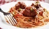 De Luca's Italian Restaurant Coupons Whittier, California Deals