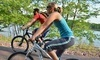 All-Day Pocono Biking Excursion Coupons New York, New York Deals