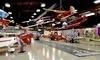 Aerospace Discovery at Florida Air Museum Coupons