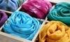 DIY Silk Scarf Class Coupons