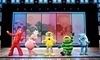 Yo Gabba Gabba Live! Music Is Awesome! Coupons