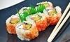 Toronto Sushi Festival Coupons