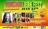Virginia Jerk Fest Coupons