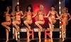 Ruby Revue Burlesque Show Coupons