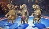 Mojave Shrine Circus  Coupons