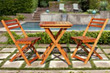 Direct Manufacturing - Eucalyptus Bistro Set - June 2012 Coupons  Deals