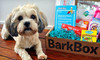 BarkBox Monthly Delivery of Dog Goodies Coupons  Deals