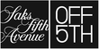 40% Off Saks Fifth Avenue OFF 5TH