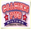 Coaches Pub Midtown Coupons Houston, TX Deals
