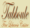 Tabboule Coupons Ridgewood, NJ Deals