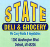 State Deli Coupons Detroit, MI Deals