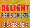 Delight Fish & Chicken Coupons Detroit, MI Deals
