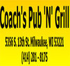 Coach's Pub 'N' Grill Coupons Milwaukee, WI Deals