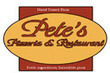 Pete's Pizzeria & Restaurant Coupons Bayside, NY Deals