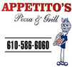 Appetito's Pizza & Grill Coupons Holmes, PA Deals